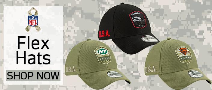 Flex-hats