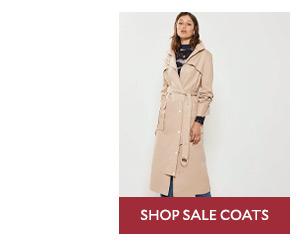 Shop Sale Coats