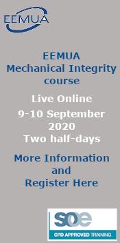 EEMUA Mechanical Integrity Course poster thumbnail