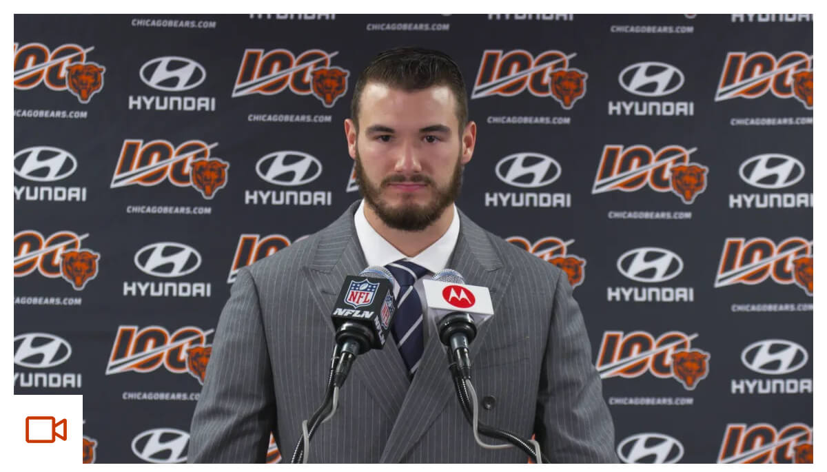 Trubisky on win: It makes us hungrier
