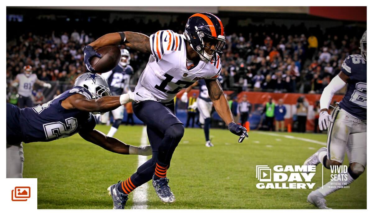 Gameday Gallery: Cowboys at Bears