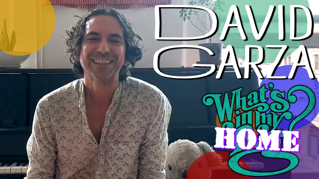 David Garza What''s In My Bag? [Home Edition]