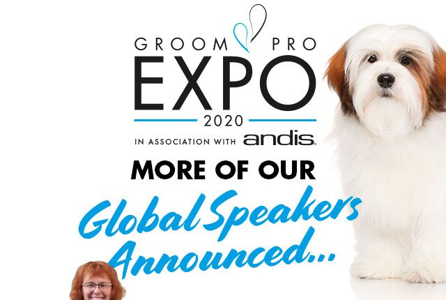 Groom Pro Expo More Speakers Announced