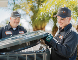 Heating and Cooling Technicians