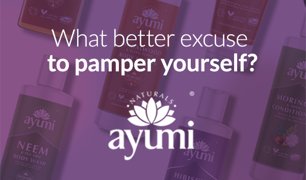 What better excuse to pamper yourself?