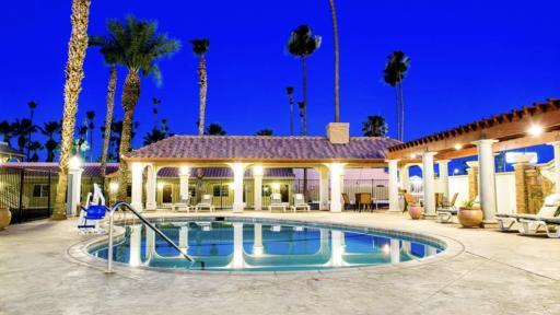 Econo Lodge Blythe CA Pool