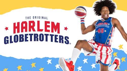 4 Tickets to Harlem Globetrotters at United Center December 26