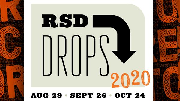 Record Store Day Drops 2020