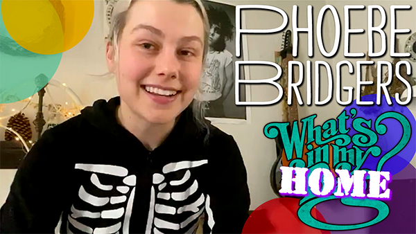 Phoebe Bridgers What''s In My Bag? [Home Edition]