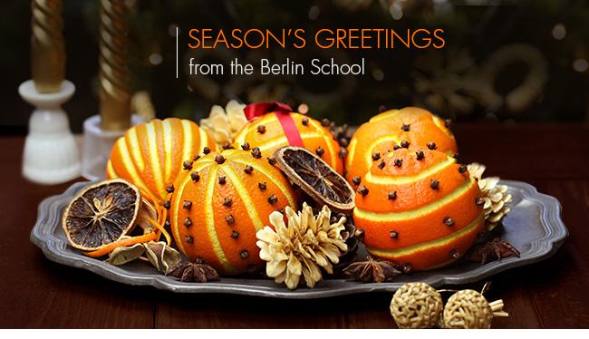 Season's Greetings from the Berlin School
