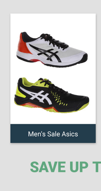 Sale Asics Mens Shoes
