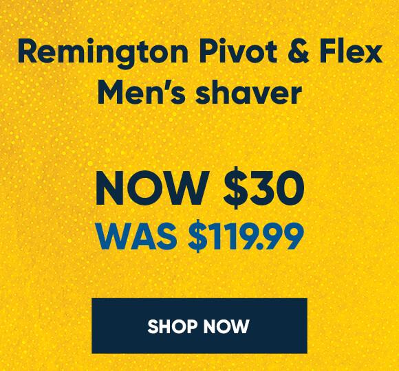 Remington-Shaver