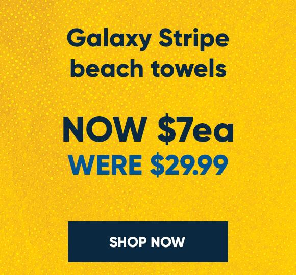Galaxy-Stripe-Beach-Towel