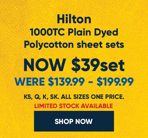 Hilton-1000TC-Plain-Dyed-Polycotton-Sheet-Set