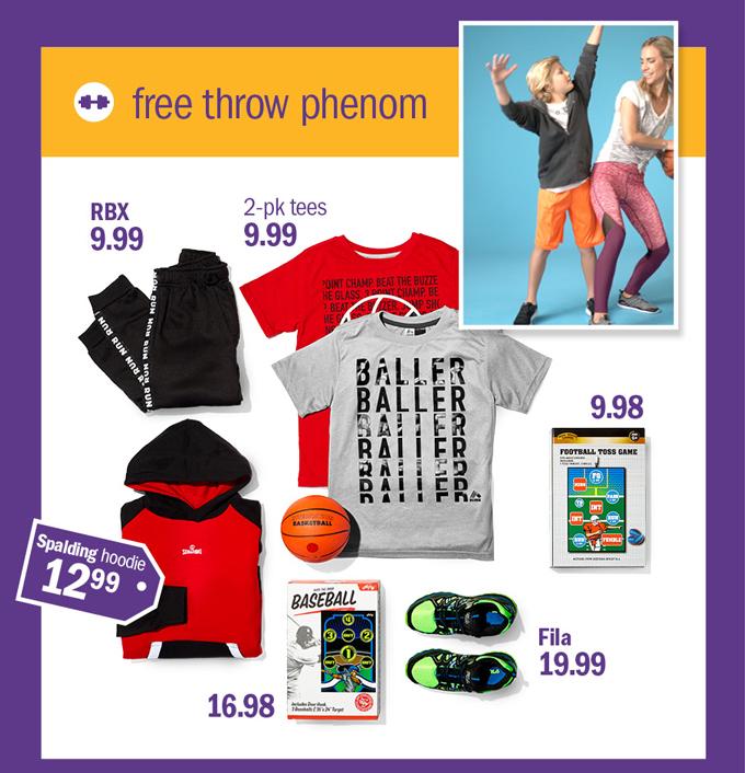 free throw phenom