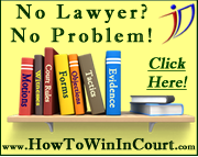 Win Without a Lawyer
