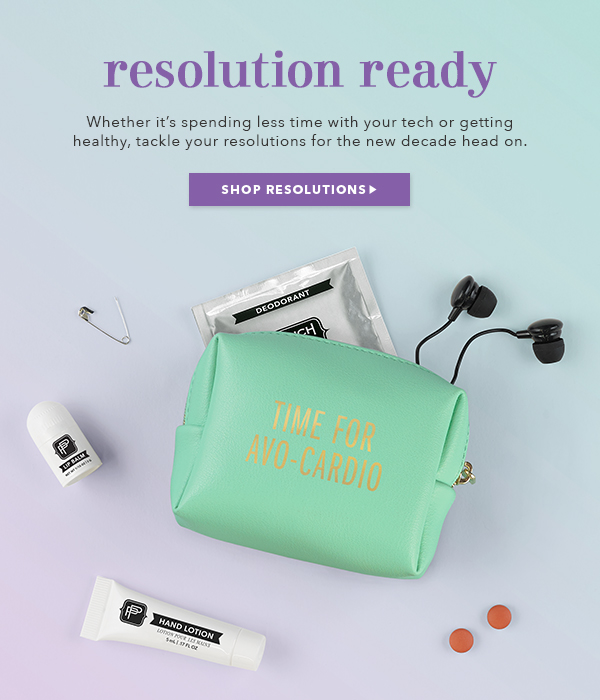 Resolution Ready - Shop Resolutions