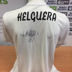 Iv?n Helguera Signed Shirt