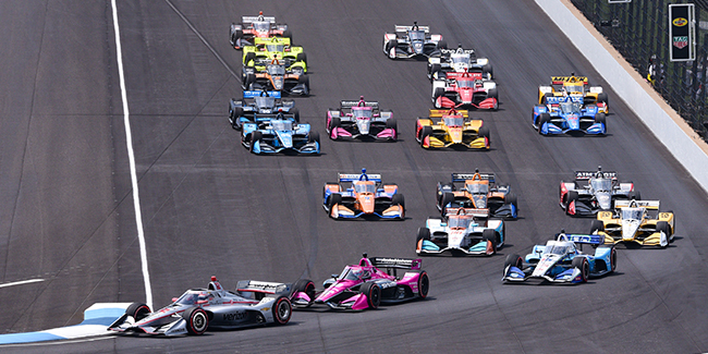 INDYCAR / NASCAR DOUBLEHEADER TICKETS NOW ON SALE