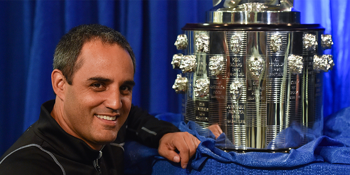 MONTOYA TO JOIN ARROW MCLAREN SP FOR 2021 INDIANAPOLIS 500