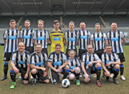 Newcastle United Sign Up for 2020