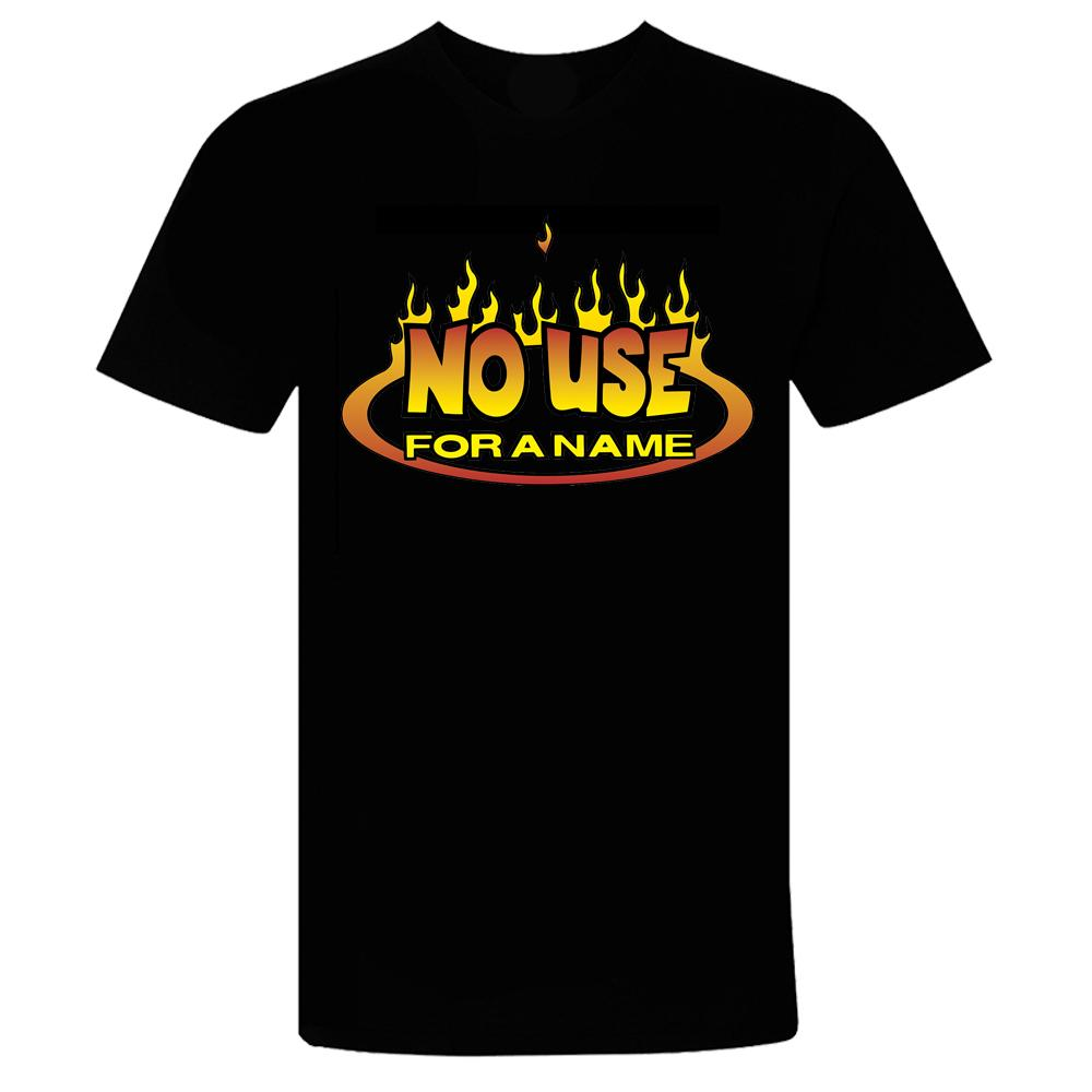 No Use For A Name - Flame T-Shirt