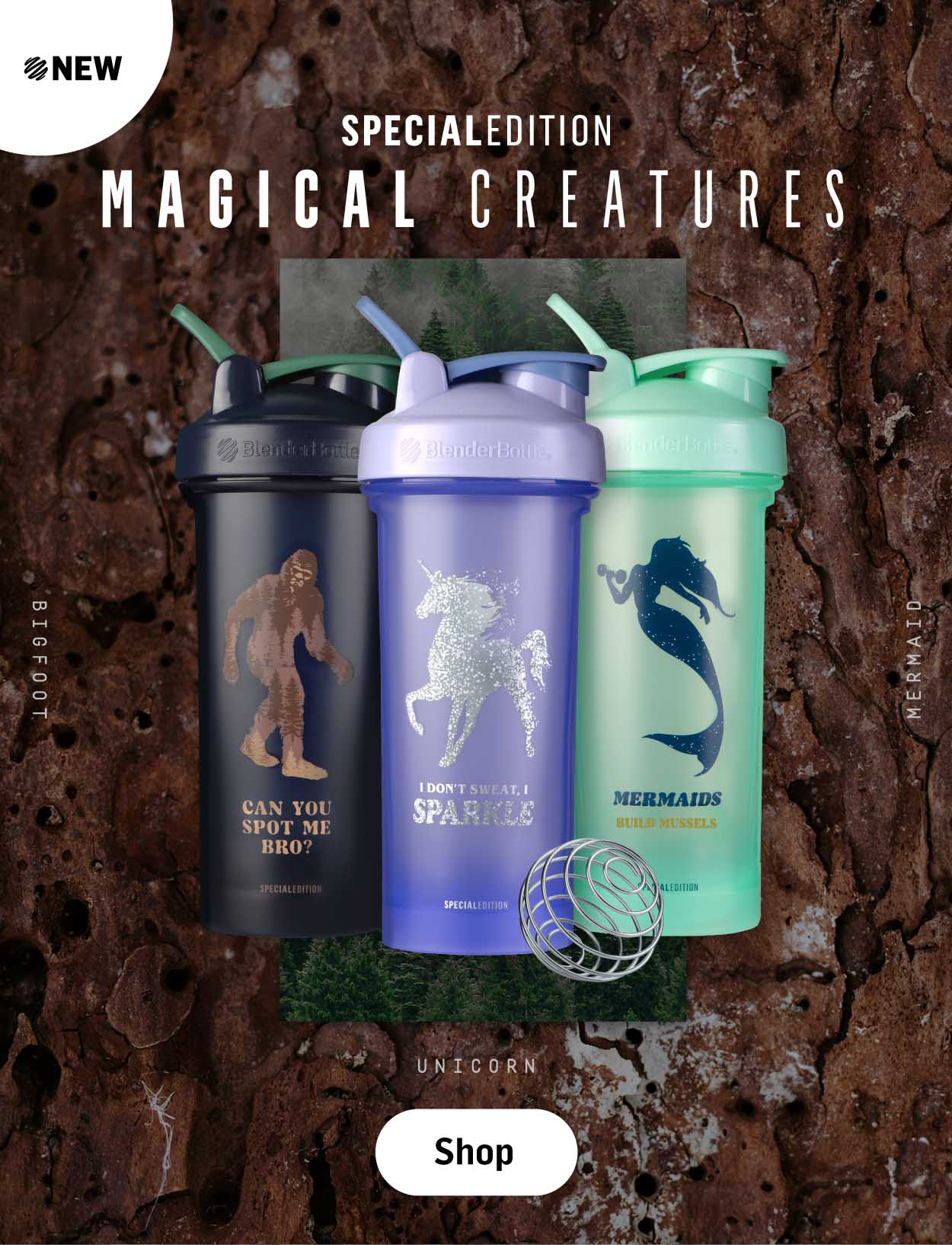 New Special Edition Magical Creatures Available Now