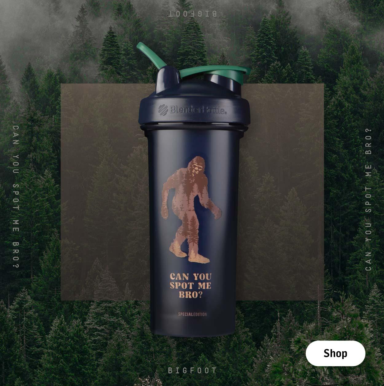 Bigfoot - Can You Spot Me Bro