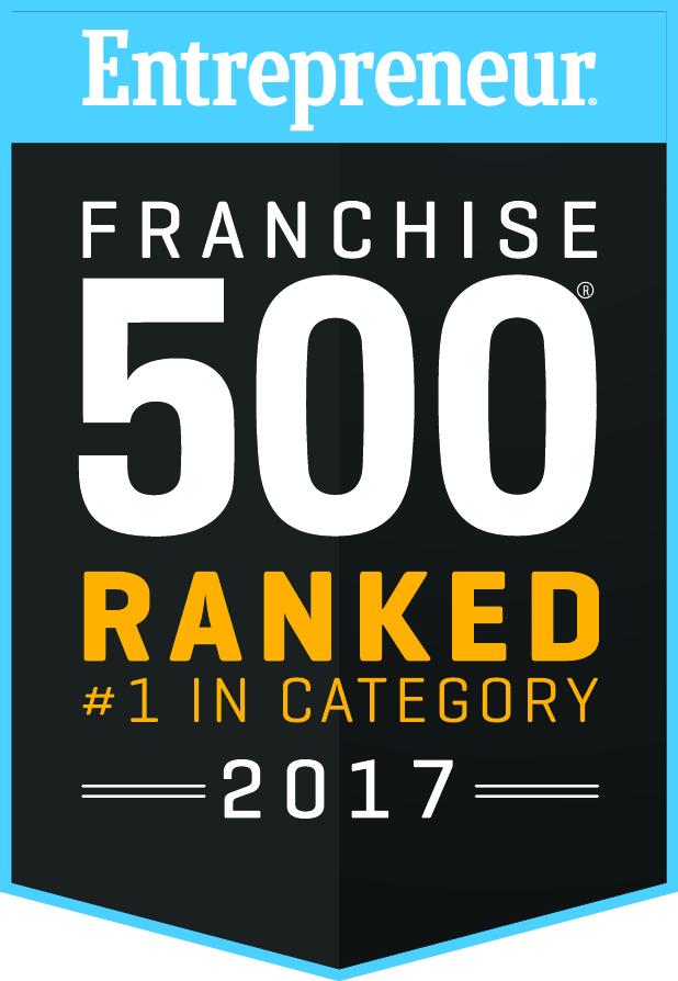 Entrepreneur Franchise 500 Award