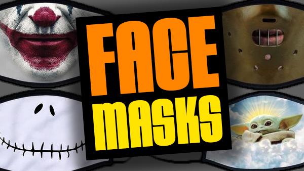 Face Masks On Amoeba.com