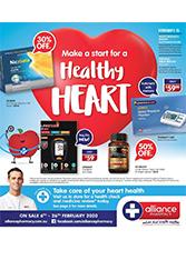 Catalogue 1: Alliance Pharmacy
