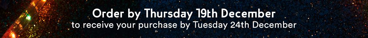 Last Order Date For Christmas