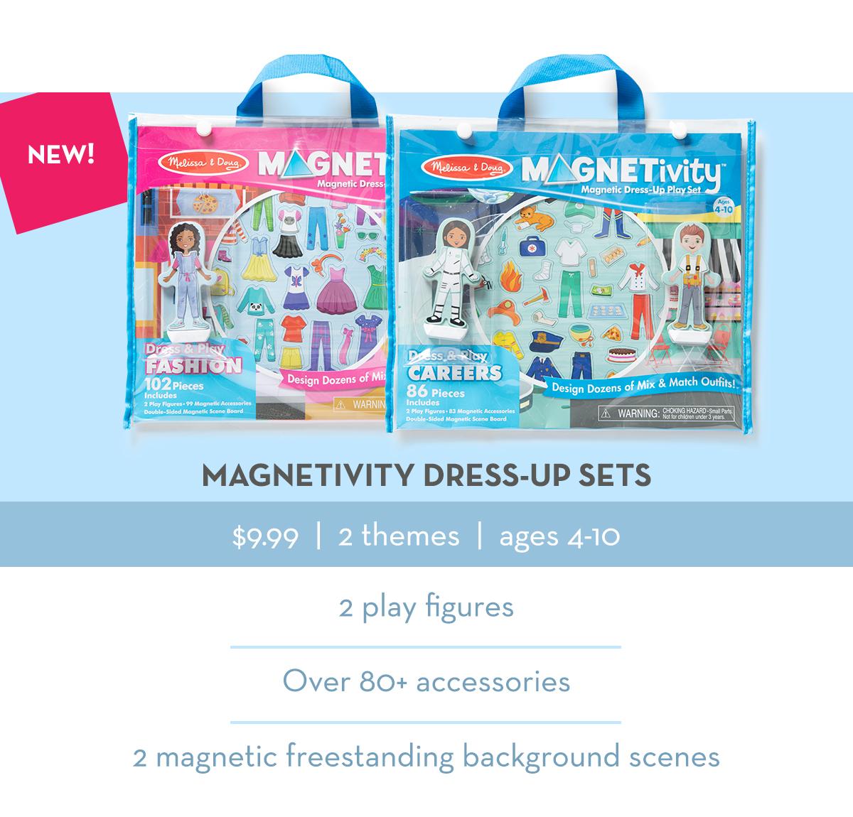 Magnetivity Dress-Up Sets
