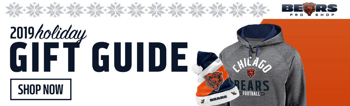 Chicago Bears Pro Shop - Holiday Gift Guide