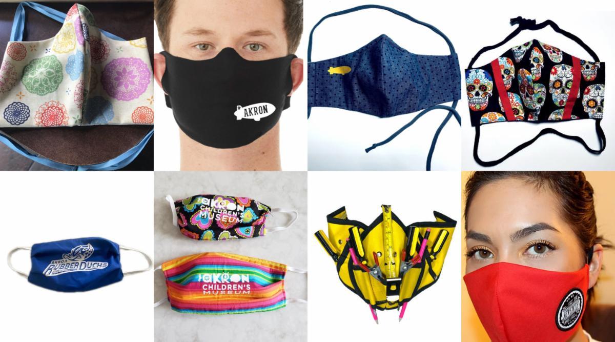 Mask Array 1440 x 800