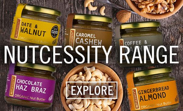 Explore Nutcessity Range