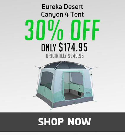 Eureka Desert Canyon 4 Tent - 4 Person