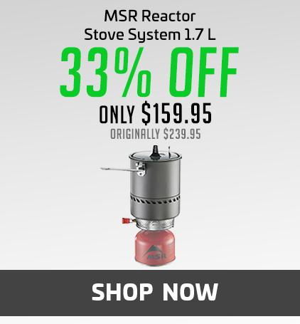 MSR Reactor Stove System 1.7 L