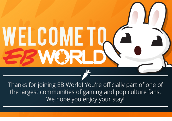 Welcome to EB World!