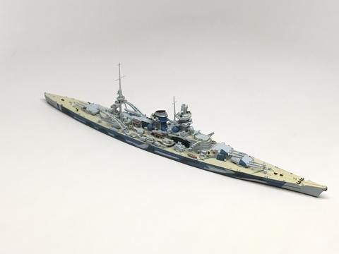 NE 1003BTS Scharnhorst 1943 (camouflage)