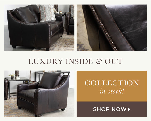 Luxury Inside & Out - Collection In Stock! - Shop Now