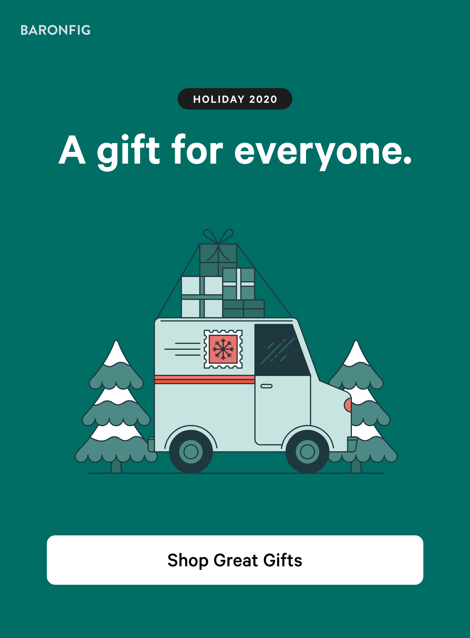 A gift for everyone. Shop Great Gifts ?