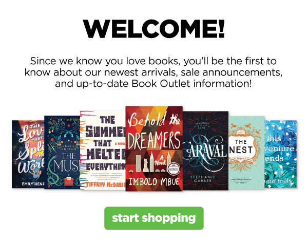 Welcome to Book Outlet!