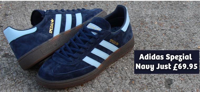 Adidas Spezial Navy/Sky