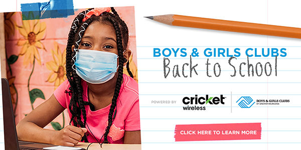We''re partnering with Cricket Wireless to support Back to School!