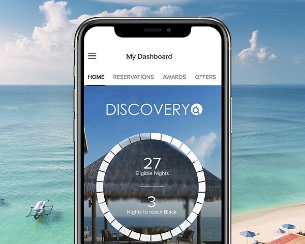 DISCOVERY AT YOUR FINGERTIPS