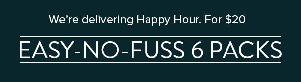We''re delivering Happy Hour