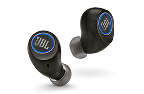 Shop JBL Free X Black Truly Wireless In-Ear Headphones
