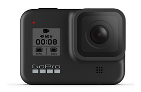 Shop GoPro Hero8 Black 4K Ultra HD Camera Special Bundle