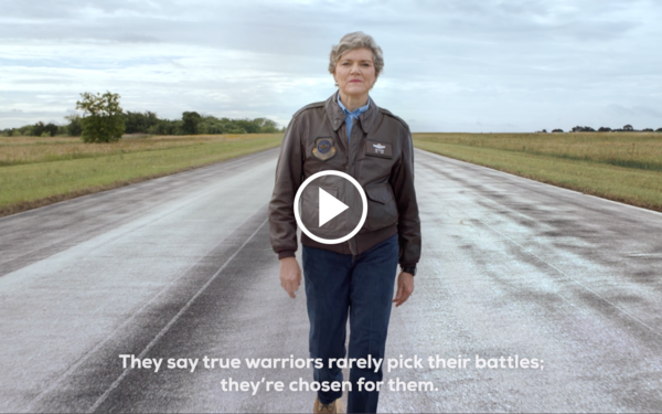 Video: They say true warriors rarely pick their battles; they''re chosen for them.